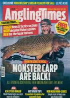 Angling Times Magazine Issue 09/07/2019