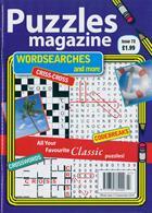 Puzzles Magazines Magazine Issue NO 72