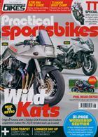 Practical Sportsbikes Magazine Issue AUG 19
