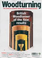 Woodturning Magazine Issue AUG 19