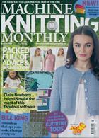 Machine Knitting  Magazine Issue AUG 19