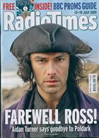 Radio Times London Edition Magazine Issue 13/07/2019