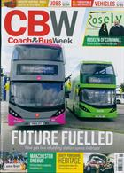 Coach And Bus Week Magazine Issue NO 1401