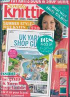 Simply Knitting Magazine Issue NO 188