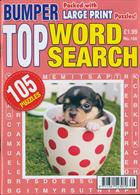 Bumper Top Wordsearch Magazine Issue NO 166