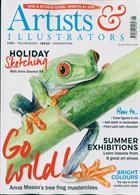 Artists & Illustrators Magazine Issue SUMMER