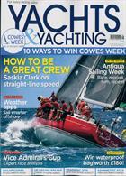 Yachts Yachting Magazine Issue AUG 19