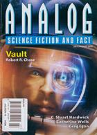 Analog Sci Fi & Fact Magazine Issue JUL-AUG