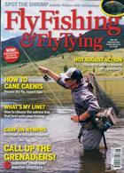 Fly Fishing & Fly Tying Magazine Issue AUG 19