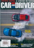 Car & Driver (Usa)  Magazine Issue JUL 19