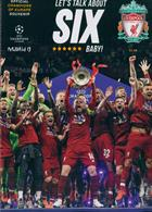 Liverpool Europe Champs 18/19 Magazine Issue ONE SHOT
