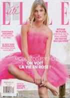 Elle French Weekly Magazine Issue NO 3840