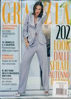 Grazia Italian Wkly Magazine Issue NO 31
