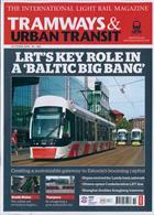 Tramways And Urban Transit Magazine Issue OCT 19