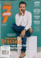 Tele 7 Jours Magazine Issue NO 3086
