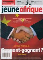 Jeune Afrique Magazine Issue NO 3055