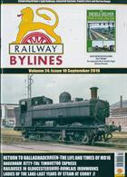 Railway Bylines Magazine Issue VOL24/10