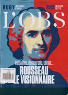 L Obs Magazine Issue NO 2854