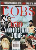 L Obs Magazine Issue NO 2856