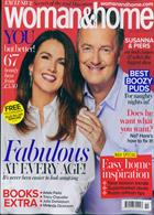 Woman And Home Magazine Issue OCT 19
