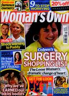 Womans Own Magazine Issue 26/08/2019