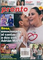Pronto Magazine Issue NO 2464