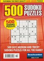 500 Sudoku Puzzles Magazine Issue NO 59