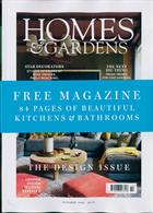 Homes And Gardens Magazine Issue OCT 19