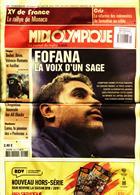 Midi Olympique Magazine Issue NO 5504