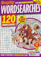 Everyday Wordsearches Magazine Issue NO 138