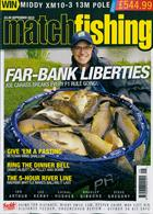 Match Fishing Magazine Issue SEP 19