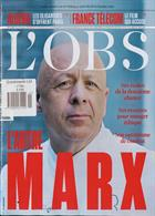 L Obs Magazine Issue NO 2855