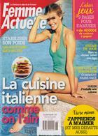 Femme Actuelle Magazine Issue NO 1819