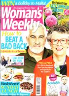 Womans Weekly Magazine Issue 27/08/2019