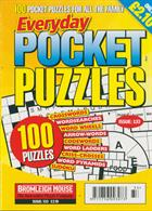 Everyday Pocket Puzzle Magazine Issue NO 133