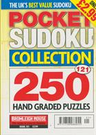 Pocket Sudoku Collection Magazine Issue NO 121