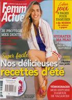 Femme Actuelle Magazine Issue NO 1818