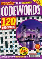Everyday Codewords Magazine Issue NO 66
