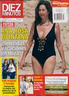 Diez Minutos Magazine Issue NO 3543