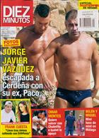 Diez Minutos Magazine Issue NO 3545