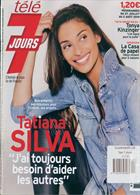 Tele 7 Jours Magazine Issue NO 3087