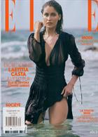 Elle French Weekly Magazine Issue NO 3839