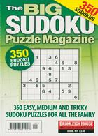 Big Sudoku Puzzle Magazine Issue NO 101