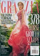 Grazia Italian Wkly Magazine Issue NO 32