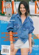 Elle French Weekly Magazine Issue NO 3838