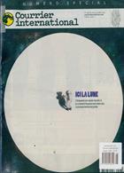 Courrier International Magazine Issue NO 1498