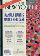 New Yorker Magazine Issue 22/07/2019