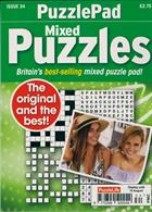 Puzzlelife Ppad Puzzles Magazine Issue NO 34