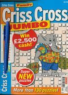 Family Criss Cross Jumbo Magazine Issue NO 74