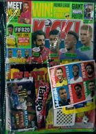Kick Magazine Issue NO 170